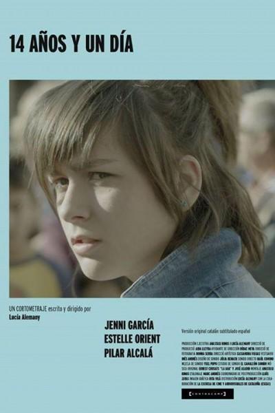 Caratula, cartel, poster o portada de 14 años y un día