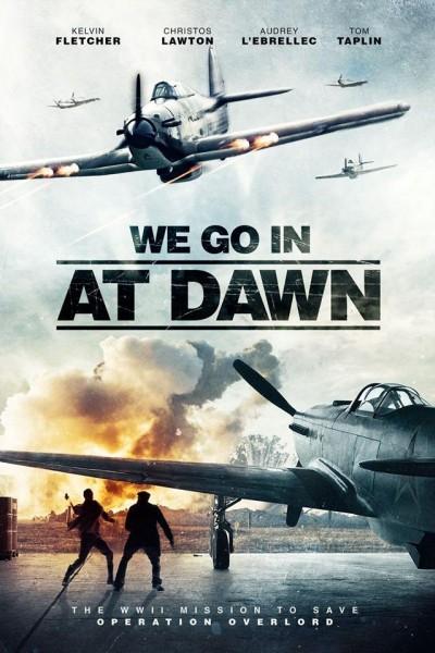 Caratula, cartel, poster o portada de We Go In At DAWN