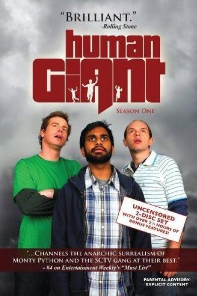 Caratula, cartel, poster o portada de Human Giant