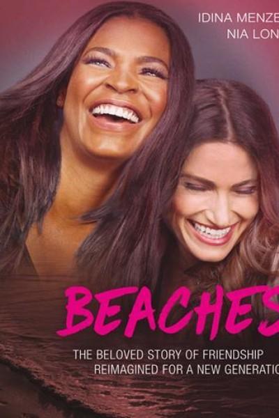 Caratula, cartel, poster o portada de Beaches