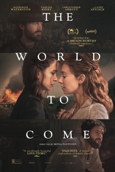 Caratula, cartel, poster o portada de The World to Come
