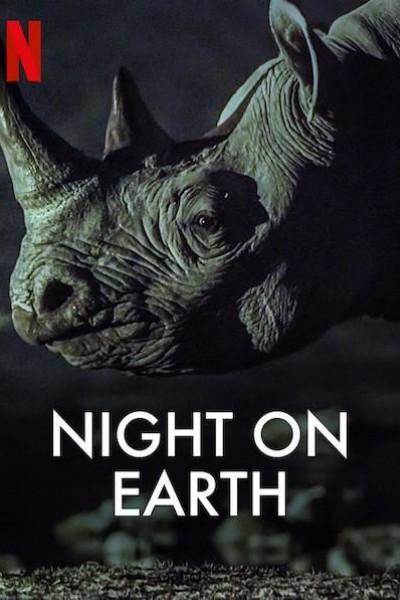 Caratula, cartel, poster o portada de La Tierra de noche