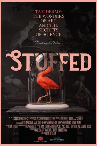 Caratula, cartel, poster o portada de Stuffed