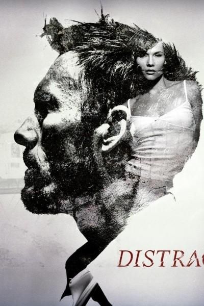 Caratula, cartel, poster o portada de Distracción