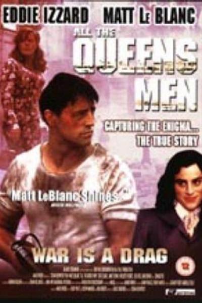 Caratula, cartel, poster o portada de All the Queen\'s Men
