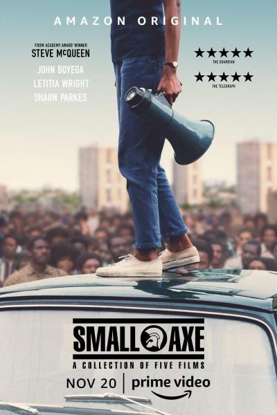 Caratula, cartel, poster o portada de Small Axe