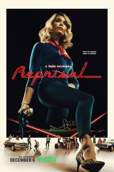 Caratula, cartel, poster o portada de Reprisal