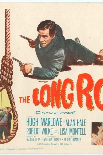 Caratula, cartel, poster o portada de The Long Rope