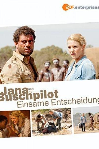 Caratula, cartel, poster o portada de Jana y el piloto - Una decisión en solitario