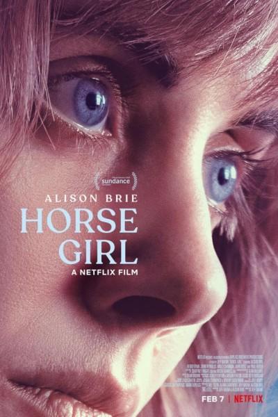 Caratula, cartel, poster o portada de Horse Girl