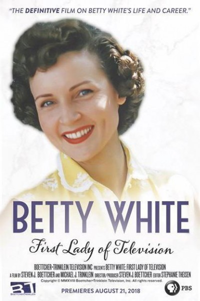 Caratula, cartel, poster o portada de Betty White: First Lady of Television