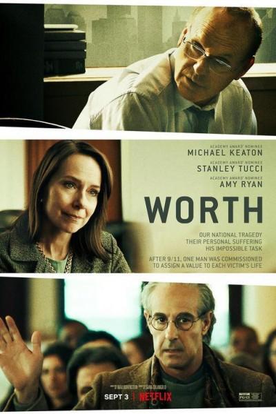 Caratula, cartel, poster o portada de Worth