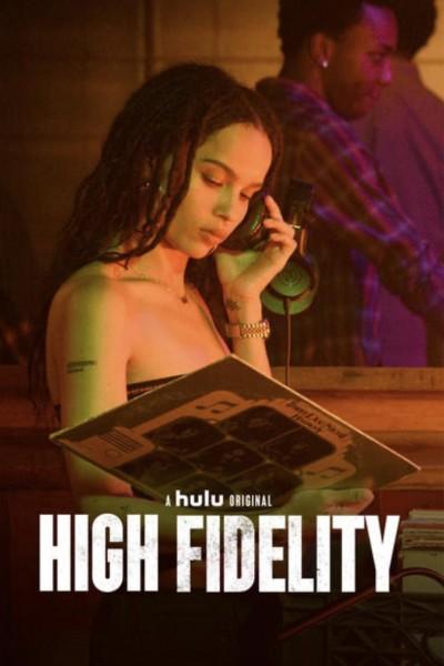 Caratula, cartel, poster o portada de High Fidelity
