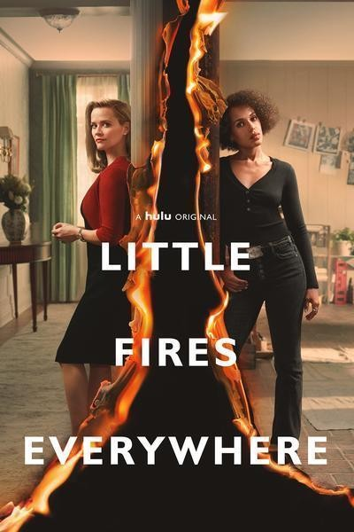 Caratula, cartel, poster o portada de Little Fires Everywhere