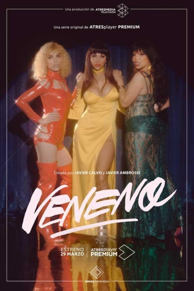 Caratula, cartel, poster o portada de Veneno