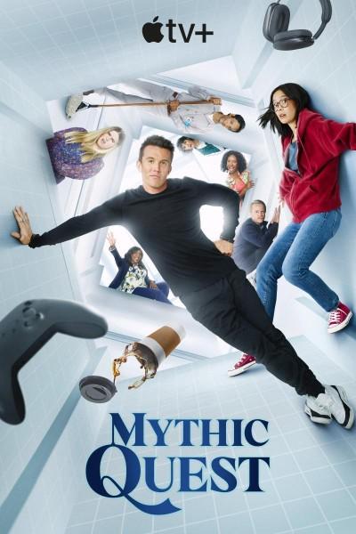 Caratula, cartel, poster o portada de Mythic Quest: Raven\'s Banquet