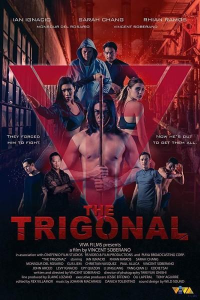 Caratula, cartel, poster o portada de The Trigonal: Fight for Justice