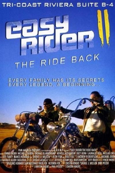 Caratula, cartel, poster o portada de Easy Rider: The Ride Back