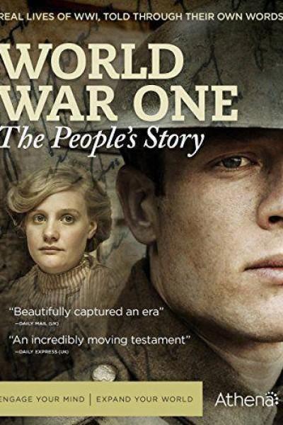 Caratula, cartel, poster o portada de The Great War: The People\'s Story