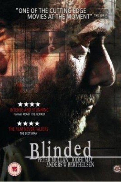 Caratula, cartel, poster o portada de Blinded