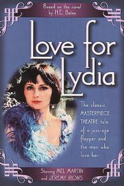 Caratula, cartel, poster o portada de Los amores de Lydia