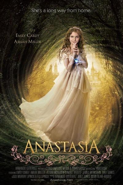 Caratula, cartel, poster o portada de Anastasia: Once Upon a Time