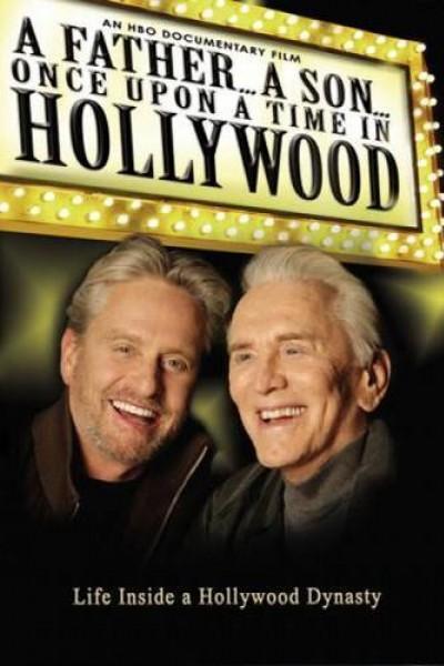 Caratula, cartel, poster o portada de Los Douglas, una dinastía en Hollywood