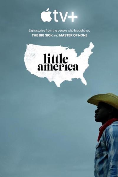 Caratula, cartel, poster o portada de Little America: El vaquero