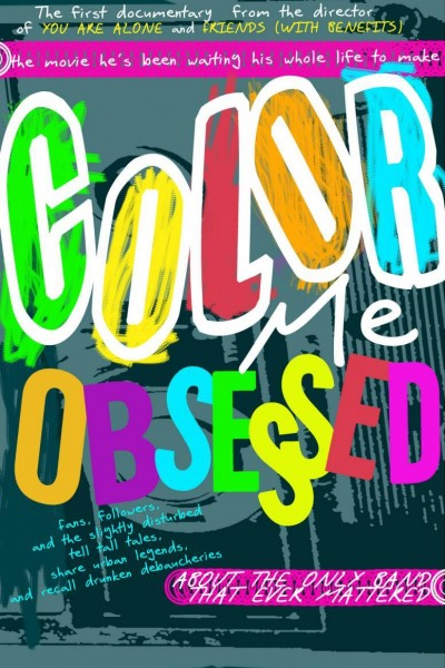 Caratula, cartel, poster o portada de Color Me Obsessed: A Film About The Replacements