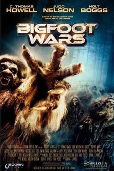 Caratula, cartel, poster o portada de Bigfoot Wars