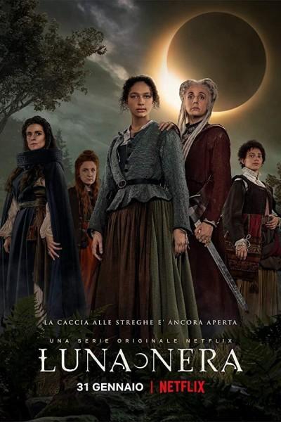 Caratula, cartel, poster o portada de Luna Nera