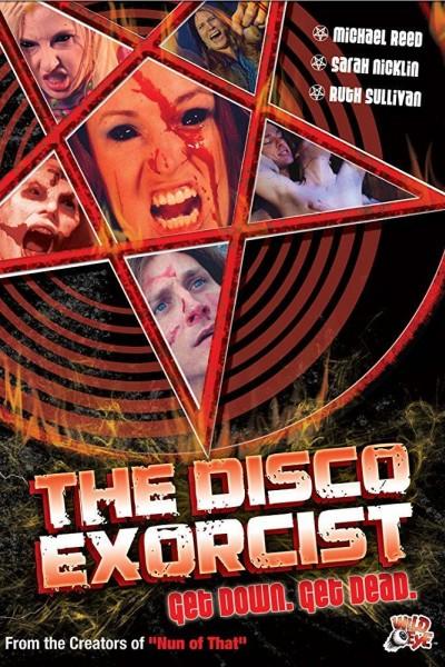 Caratula, cartel, poster o portada de The Disco Exorcist