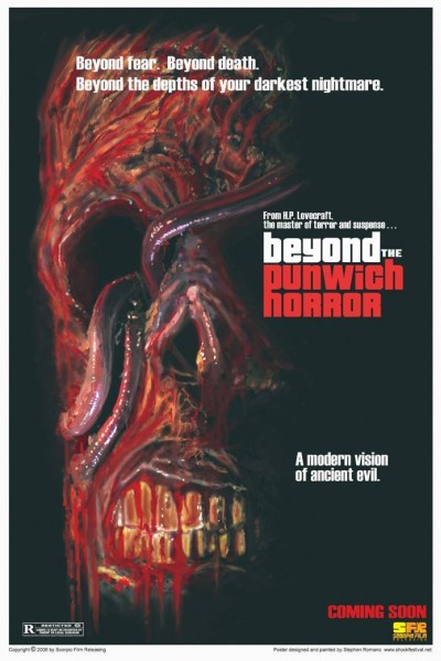 Caratula, cartel, poster o portada de Beyond the Dunwich Horror