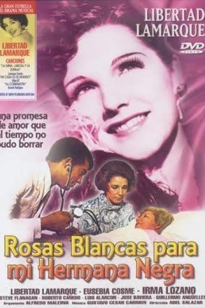 Caratula, cartel, poster o portada de Rosas blancas para mi hermana negra