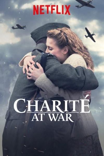Caratula, cartel, poster o portada de Charité en guerra