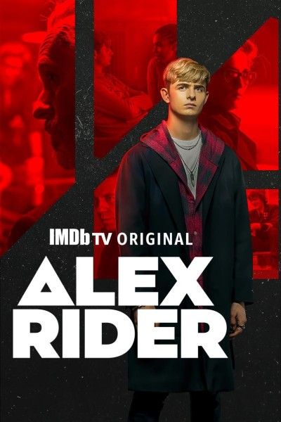 Caratula, cartel, poster o portada de Alex Rider