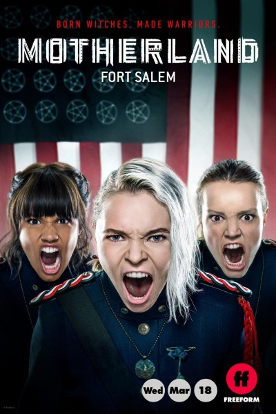 Caratula, cartel, poster o portada de Motherland: Fort Salem