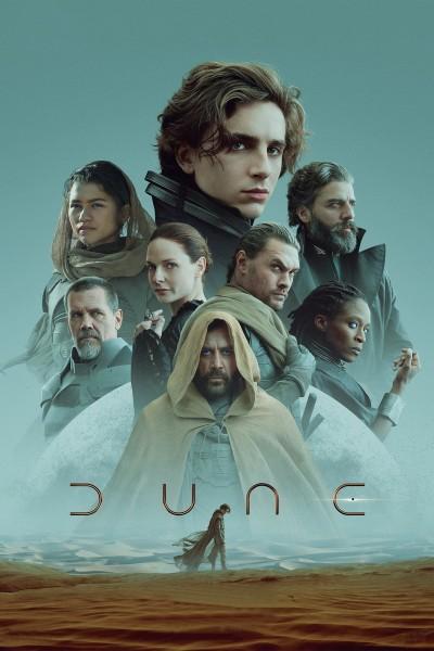 Caratula, cartel, poster o portada de Dune