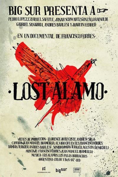 Caratula, cartel, poster o portada de Lost Alamo