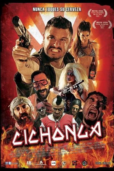 Caratula, cartel, poster o portada de Cichonga