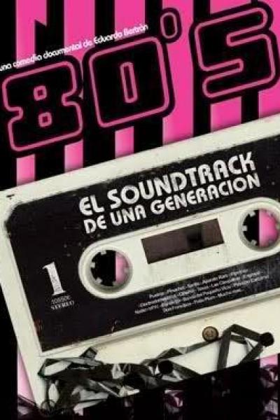 Caratula, cartel, poster o portada de Los 80\'s