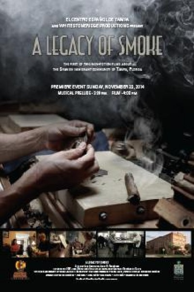 Caratula, cartel, poster o portada de Un legado de humo