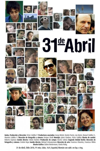 Caratula, cartel, poster o portada de 31 de abril