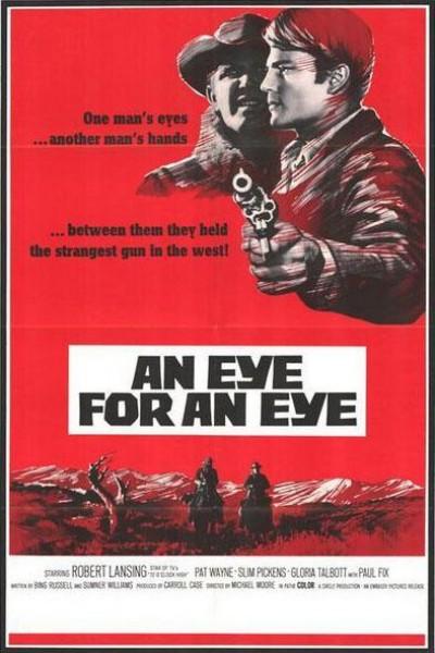 Caratula, cartel, poster o portada de An Eye for an Eye