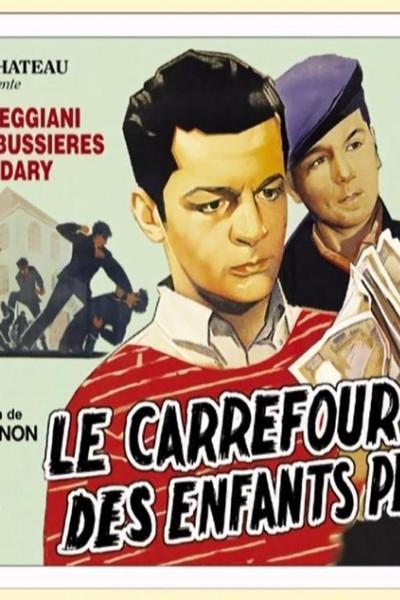 Caratula, cartel, poster o portada de Le carrefour des enfants perdus