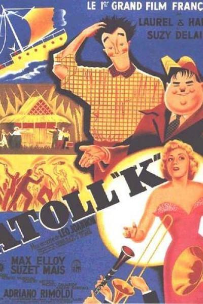 Caratula, cartel, poster o portada de Robinsones atómicos