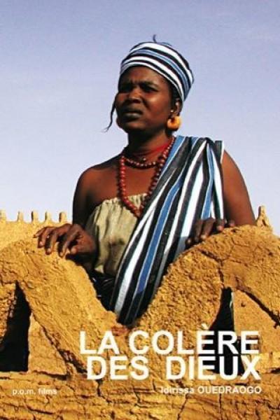 Caratula, cartel, poster o portada de La colère des dieux (La cólera de los dioses)