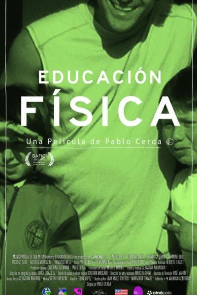Caratula, cartel, poster o portada de Educación Física