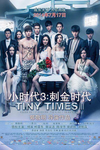 Caratula, cartel, poster o portada de Tiny Times 3.0