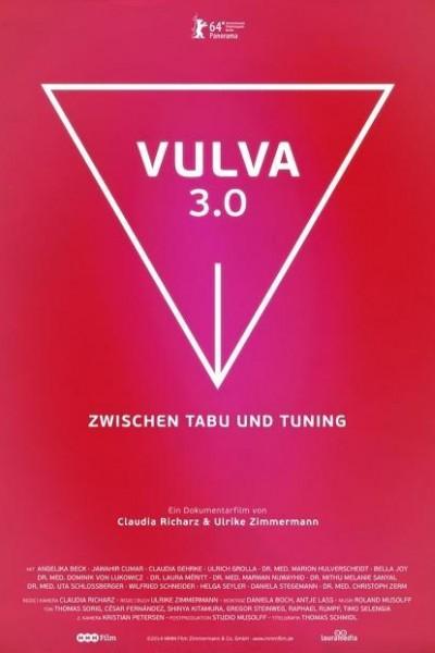Caratula, cartel, poster o portada de Vulva 3.0
